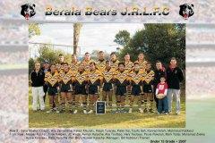 Under-15's-2007
