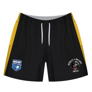 Bears 2019 Training Shorts Front